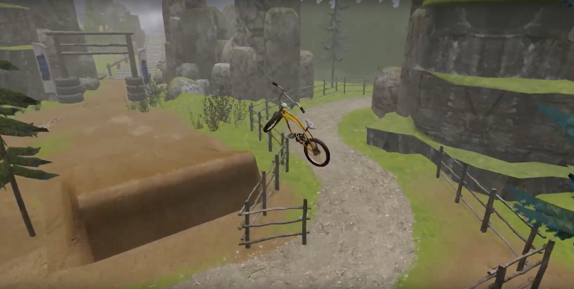 Touchgrind BMX 2  - 1525281725239 screen shot    at  - It's Time to Jump Back on the Bike With Touchgrind BMX2