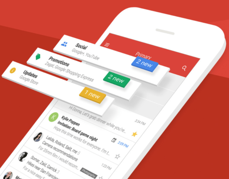 Gmail- Email by Google