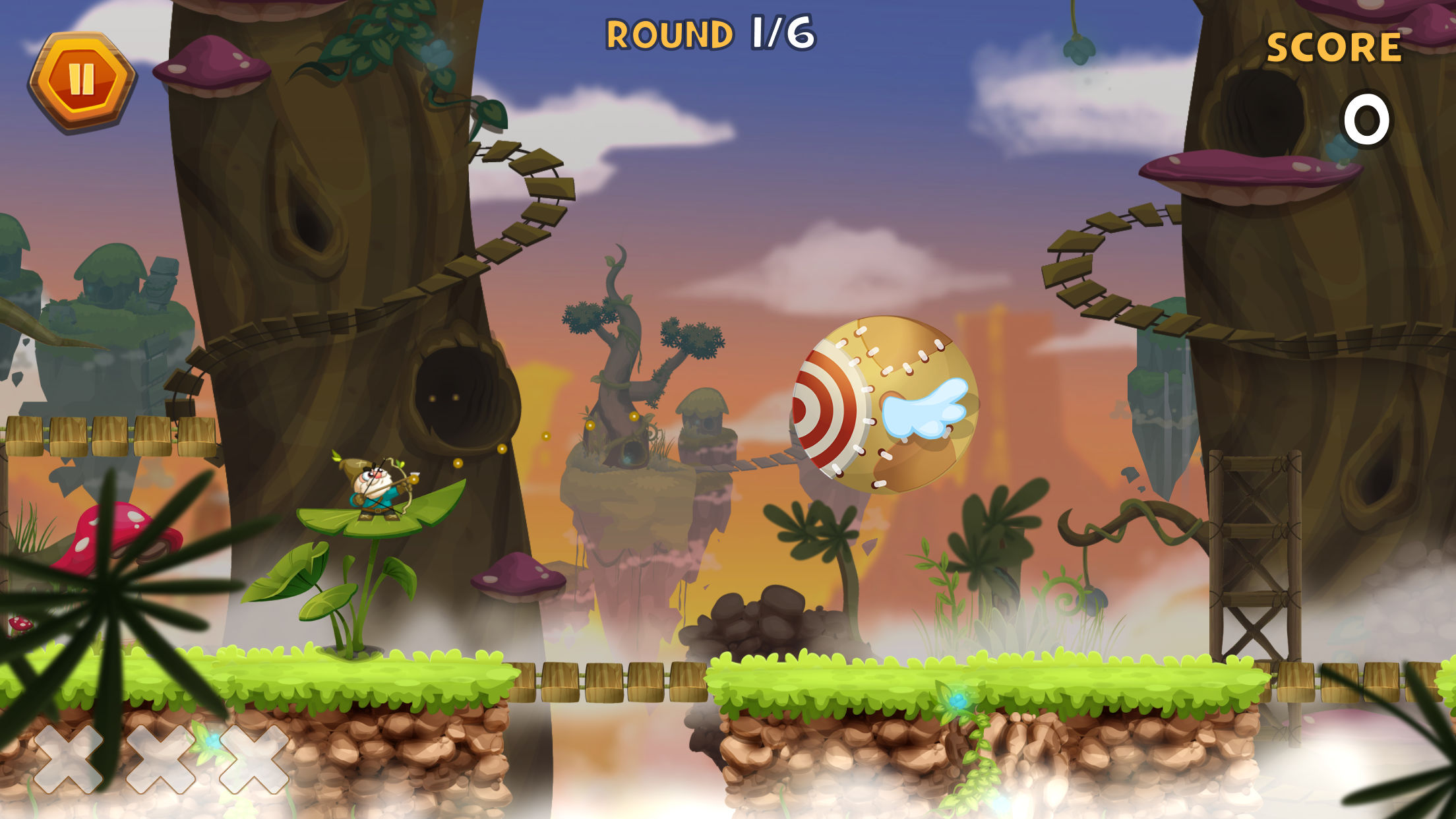 Mushroom Guardian is A Fun, Old-School Platformer Not for the Faint of Heart