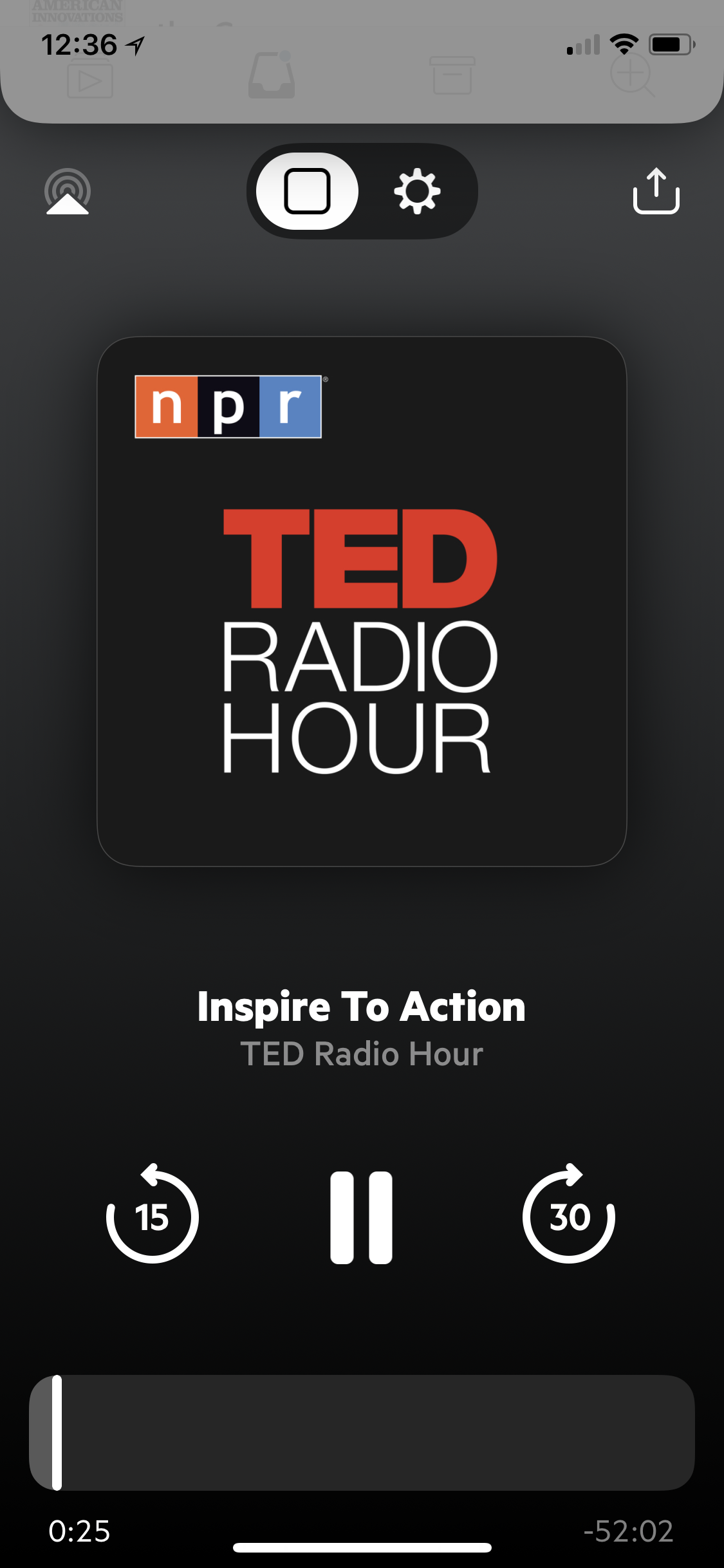 Castro Podcasts