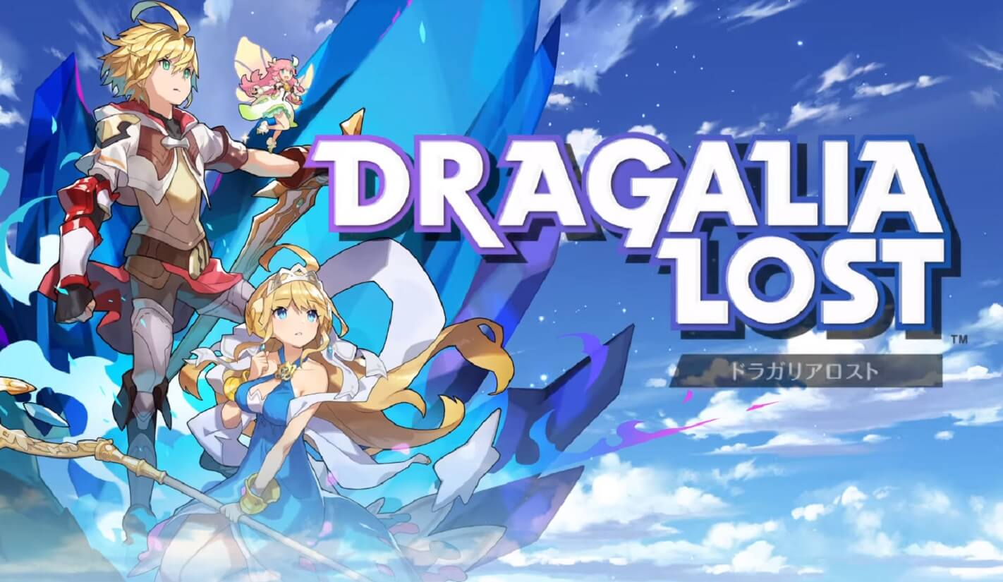 Nintendo's Dragalia Lost is Now Available for Download