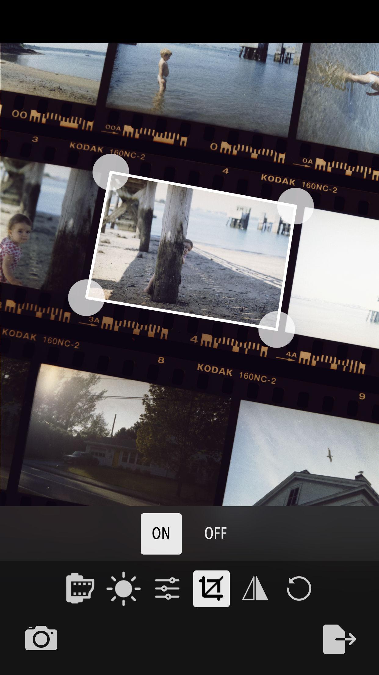 FilmLab, for analog film
