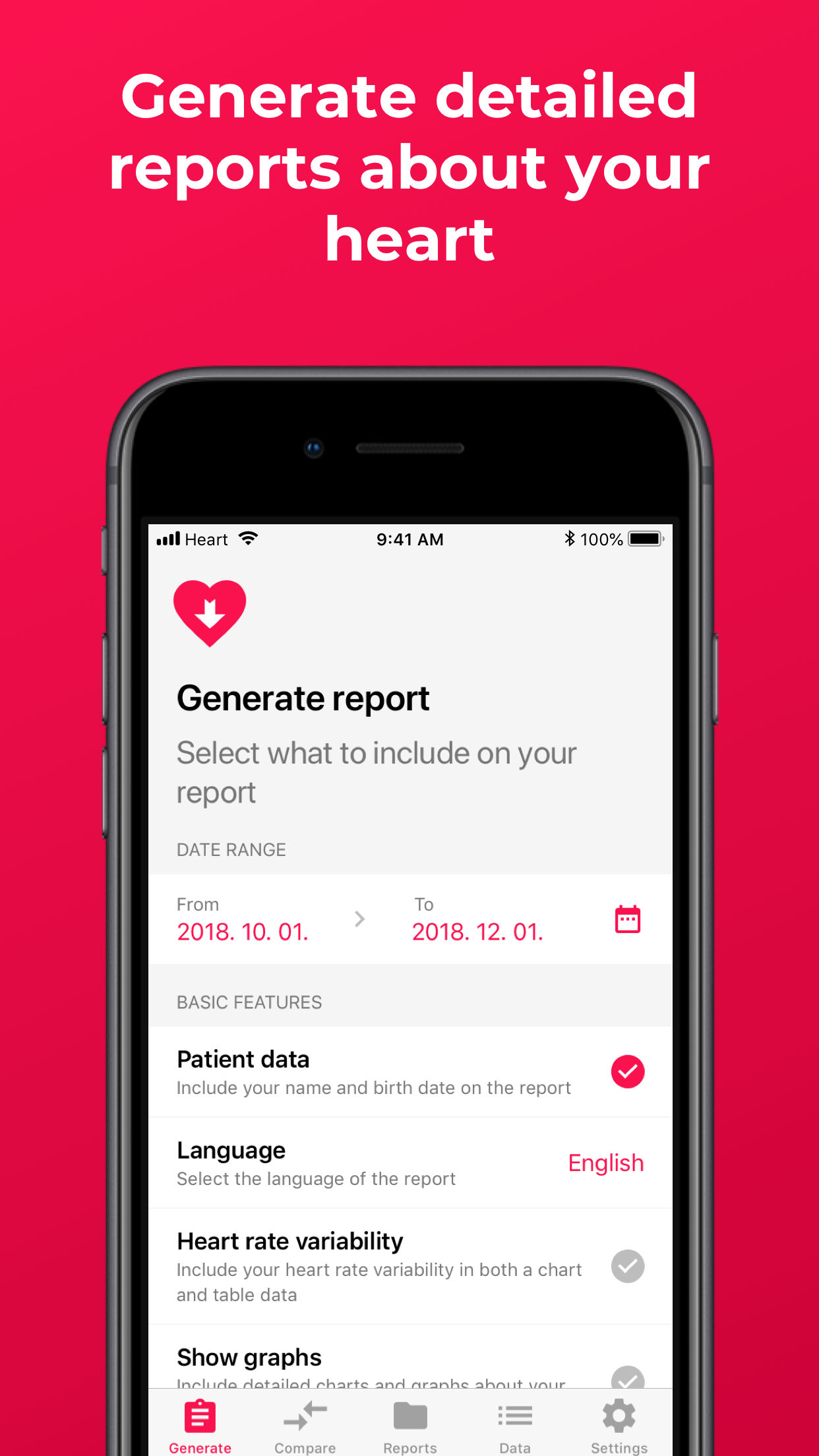 Heart Reports