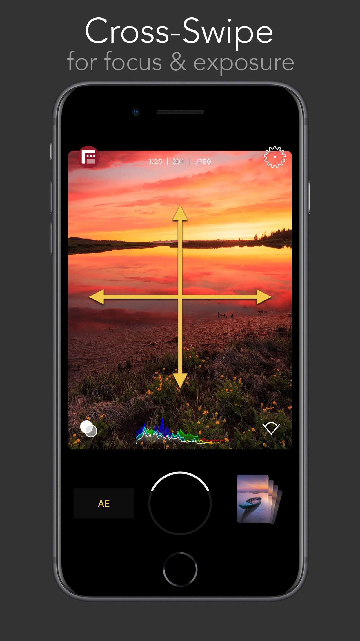 FiLMiC Firstlight - Photo App