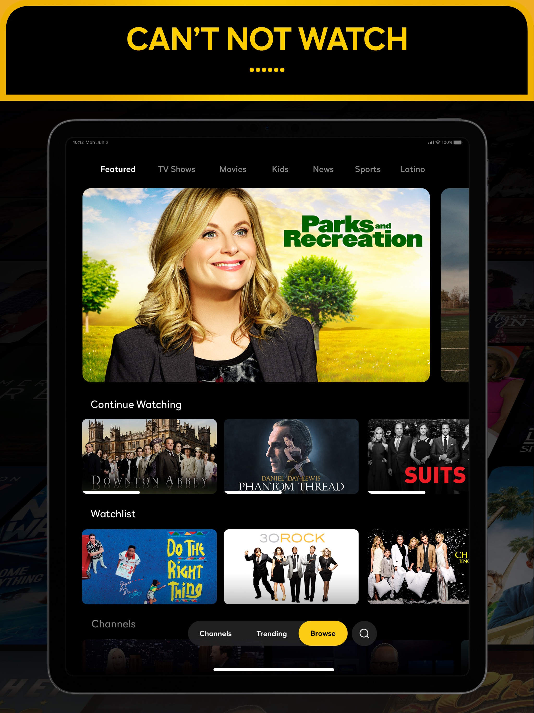 NBC's Peacock Streaming Service Launches on Apple TV ...
