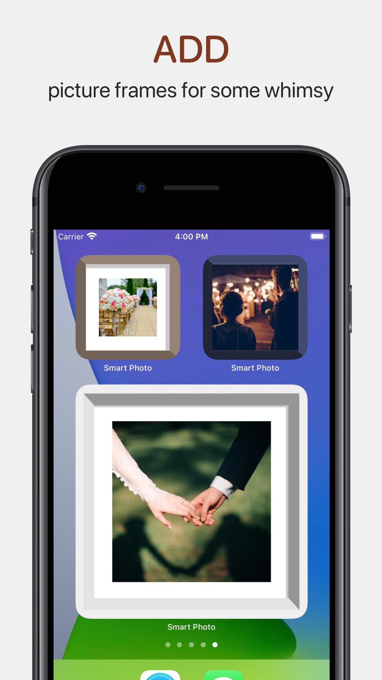 Smart Photo Widget