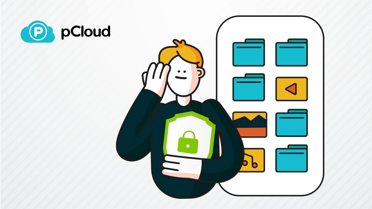 pCloud - Cloud Storage