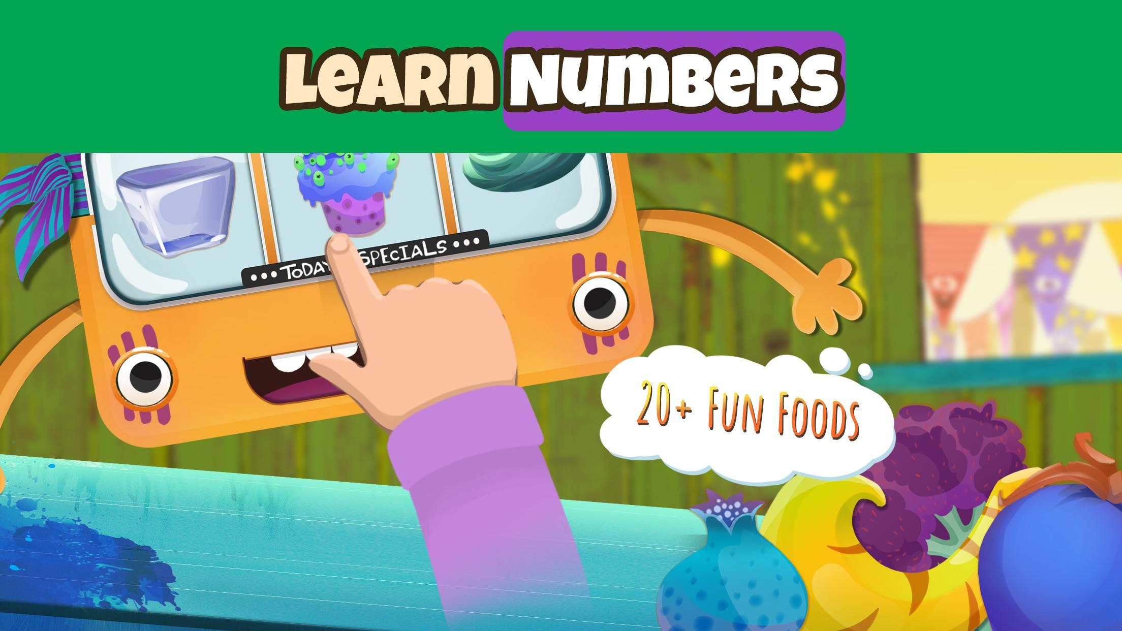 Numberita - Toddler Games