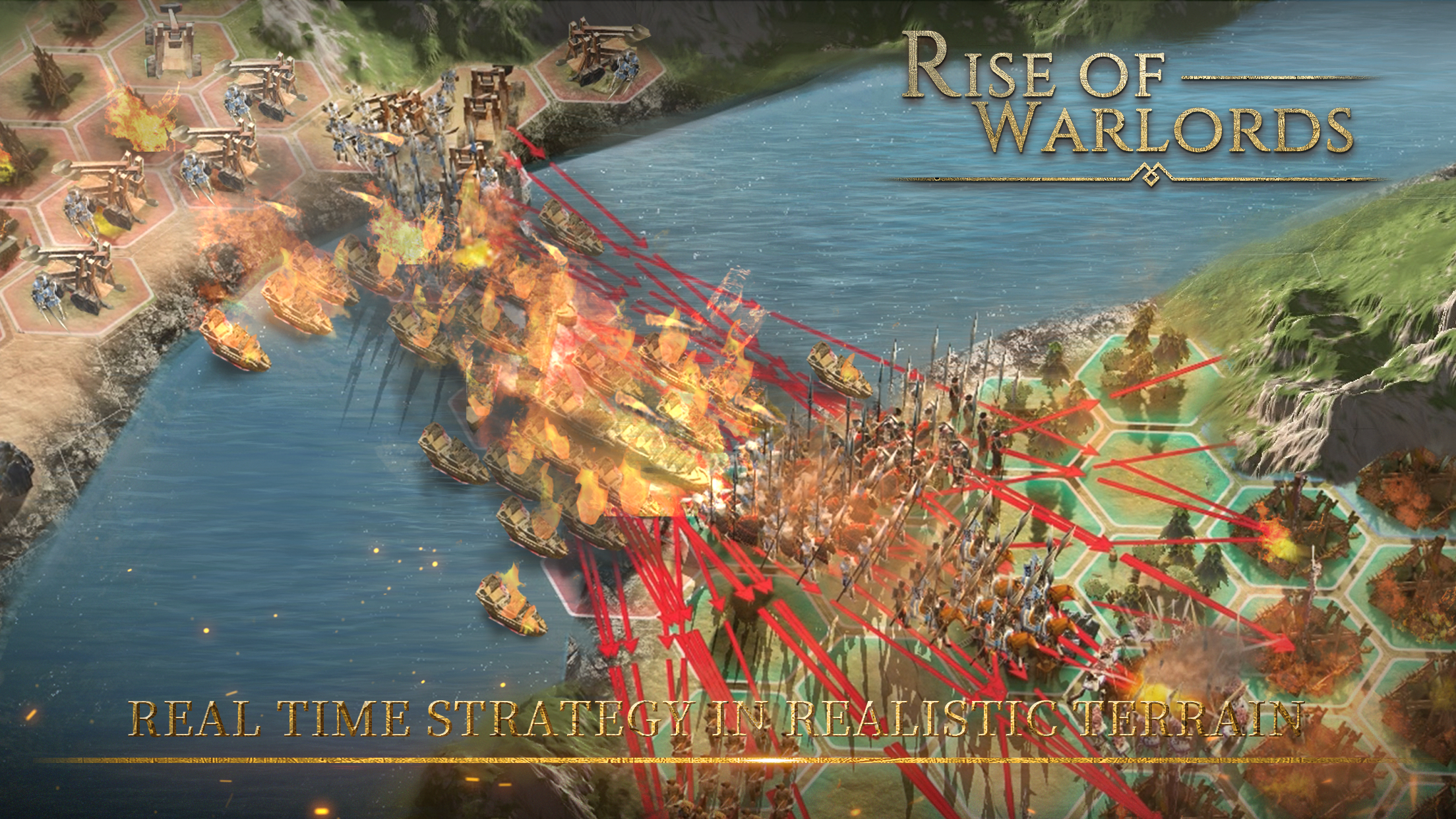 Rise of Warlords - RoW