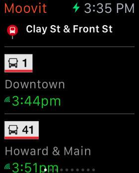 Moovit: Live transit info (bus, train, metro & subway)